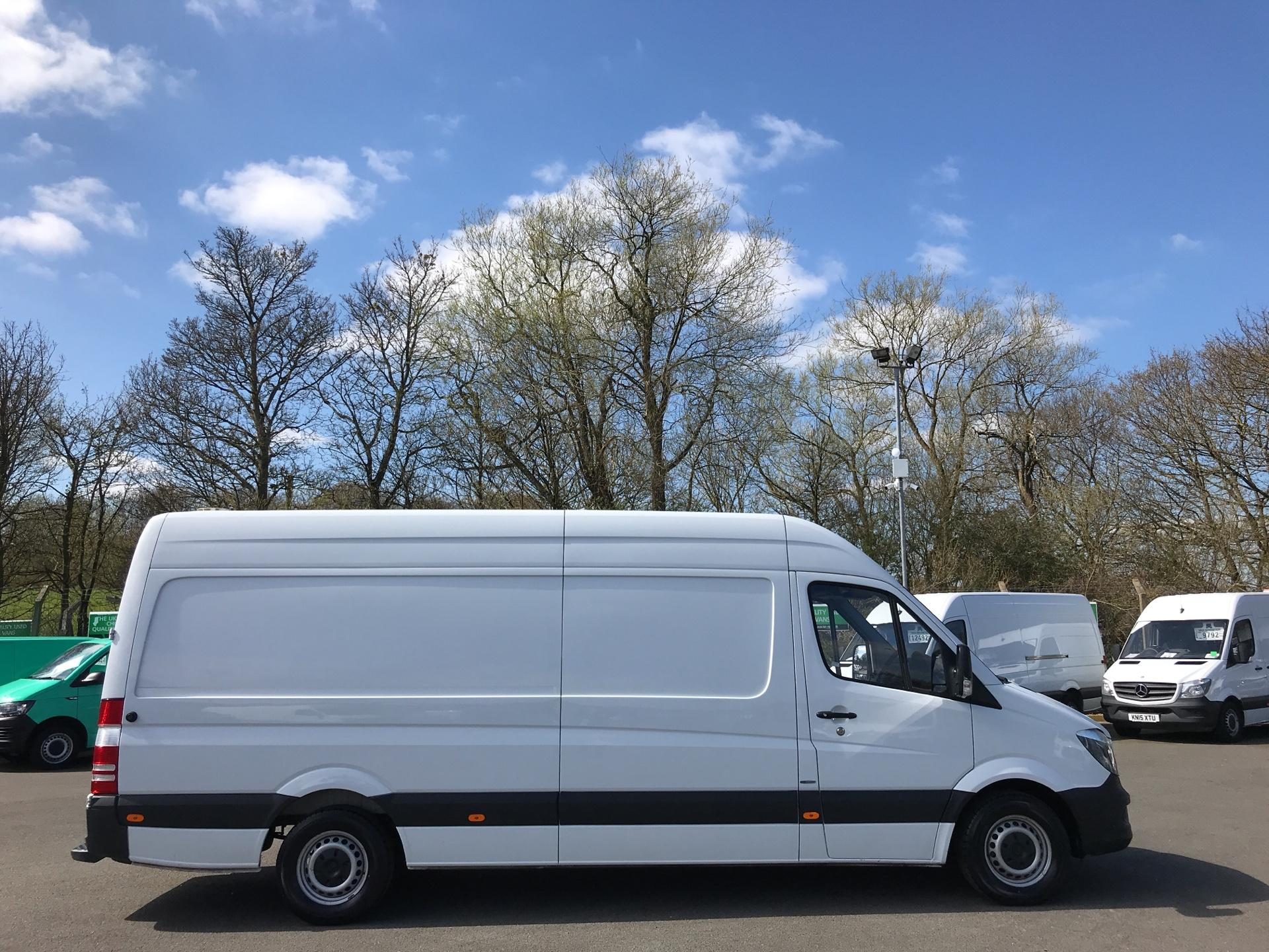 2017 Mercedes-Benz Sprinter  314CDI LWB HIGH ROOF 140PS EURO 6 (KU17HLK) Thumbnail 2