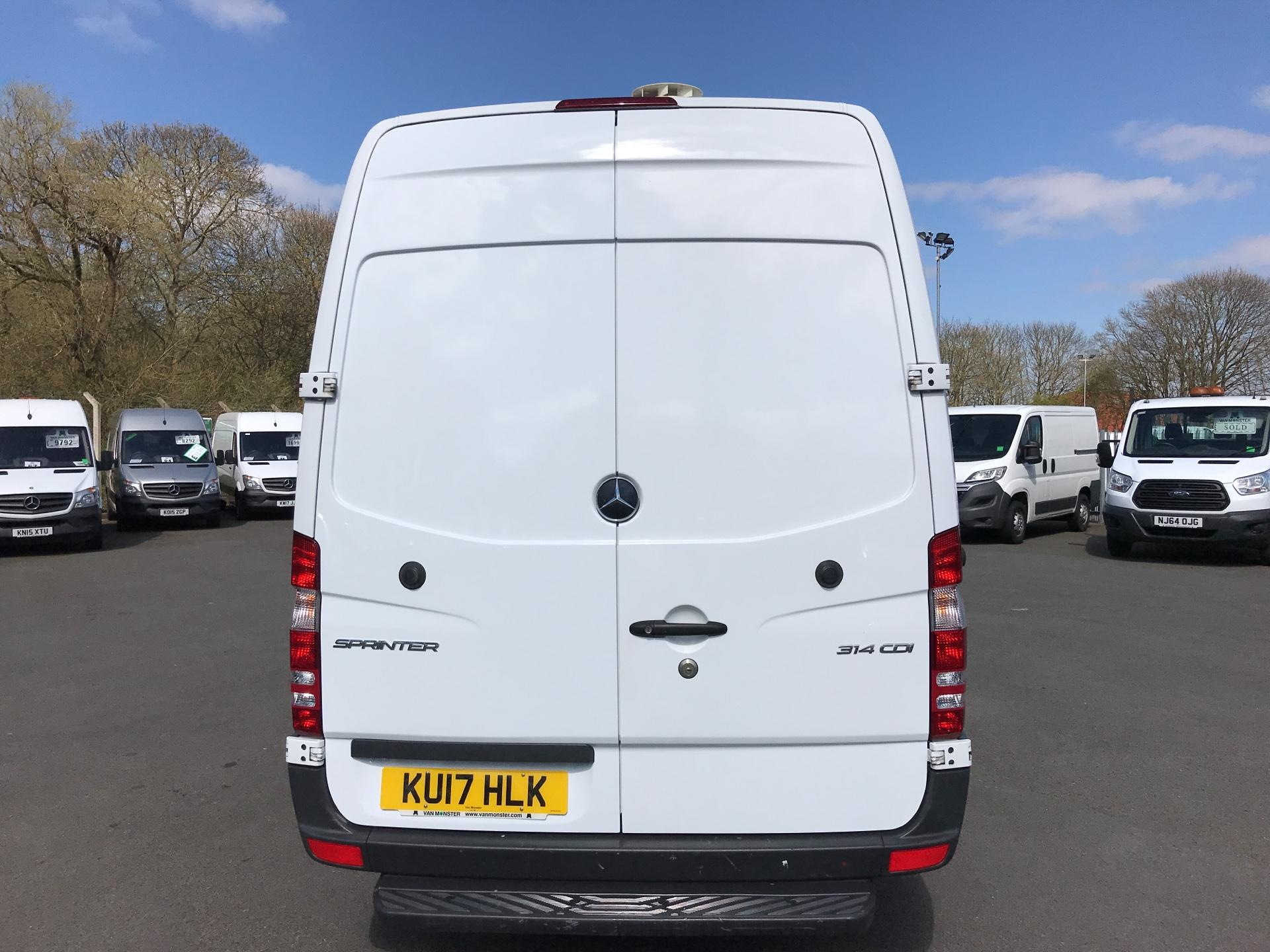 2017 Mercedes-Benz Sprinter  314CDI LWB HIGH ROOF 140PS EURO 6 (KU17HLK) Thumbnail 4