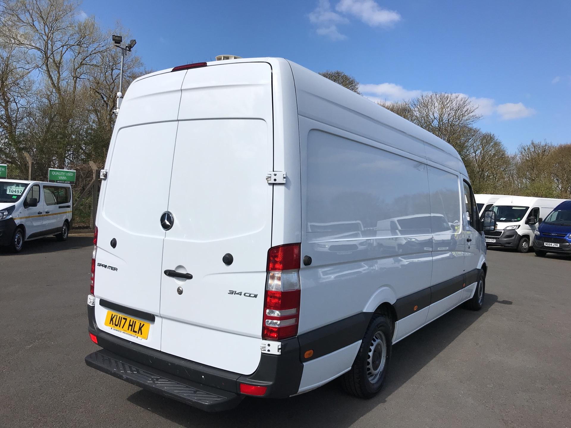 2017 Mercedes-Benz Sprinter  314CDI LWB HIGH ROOF 140PS EURO 6 (KU17HLK) Thumbnail 3