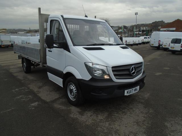 2017 Mercedes-Benz Sprinter 314 LWB DROP SIDE EURO 6 (KU17HMJ)