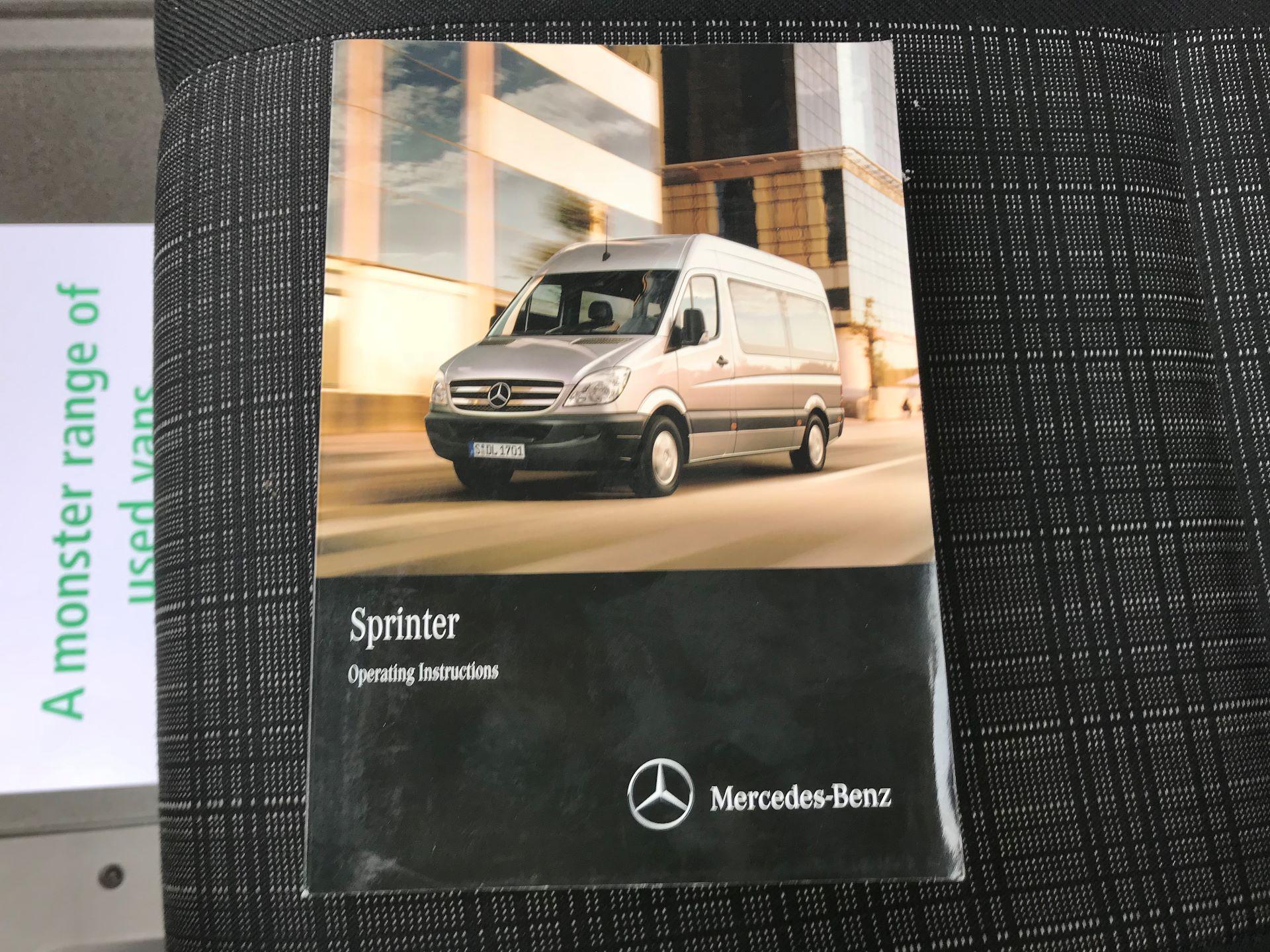 2017 Mercedes-Benz Sprinter 314 LWB DROP SIDE EURO 6 (KU17HNF) Image 36