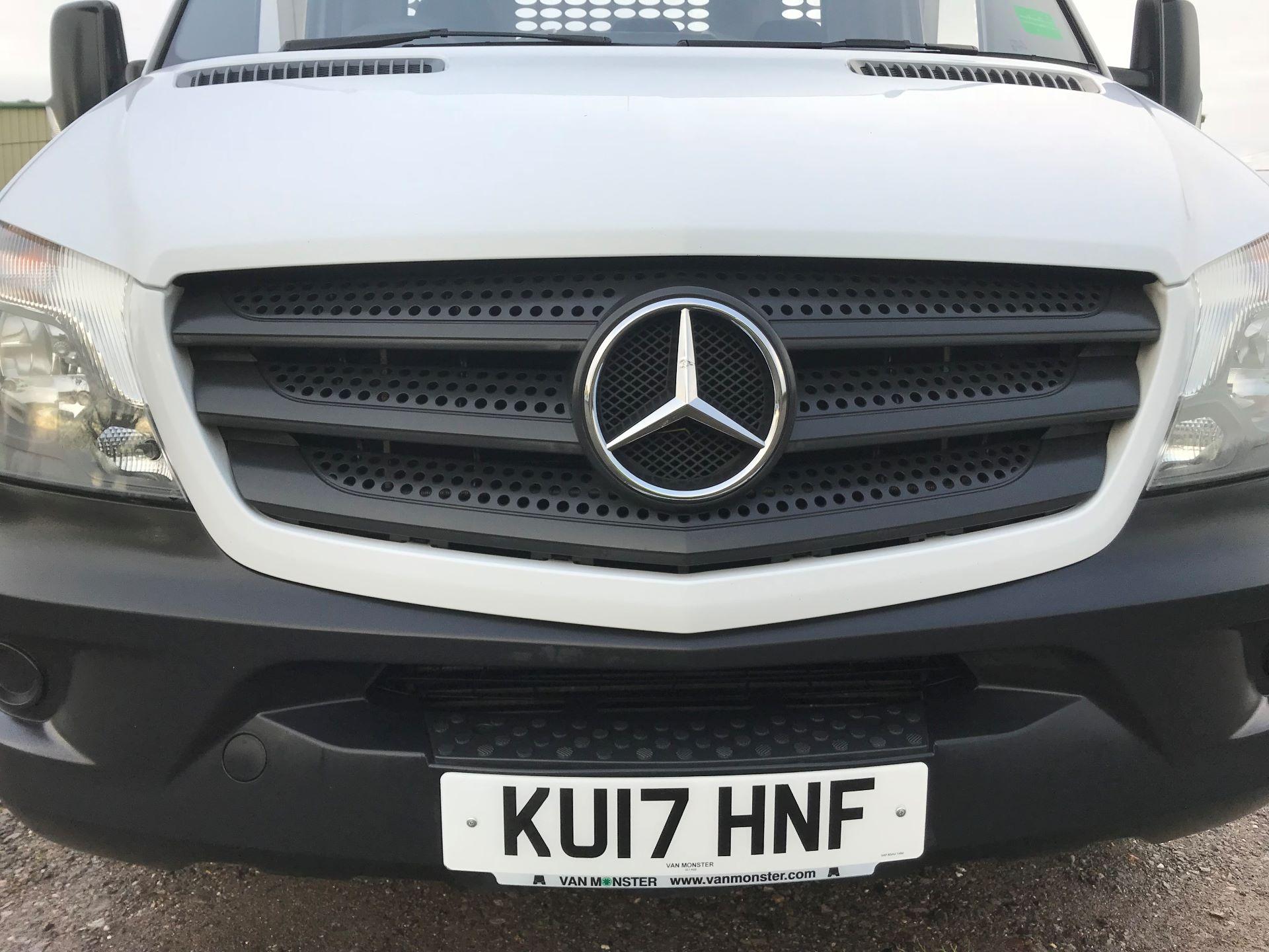 2017 Mercedes-Benz Sprinter 314 LWB DROP SIDE EURO 6 (KU17HNF) Image 26