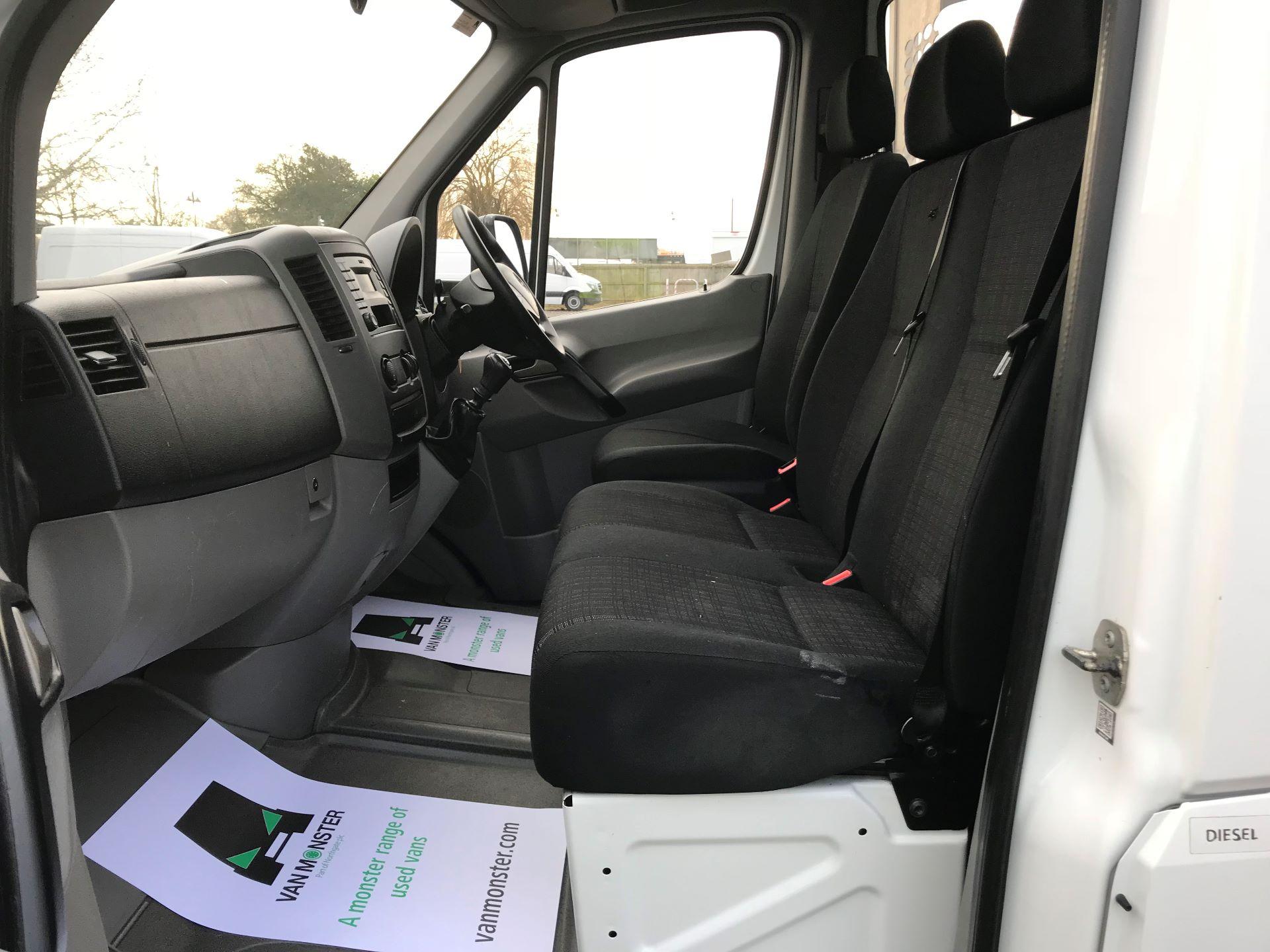 2017 Mercedes-Benz Sprinter 314 LWB DROP SIDE EURO 6 (KU17HNF) Image 10