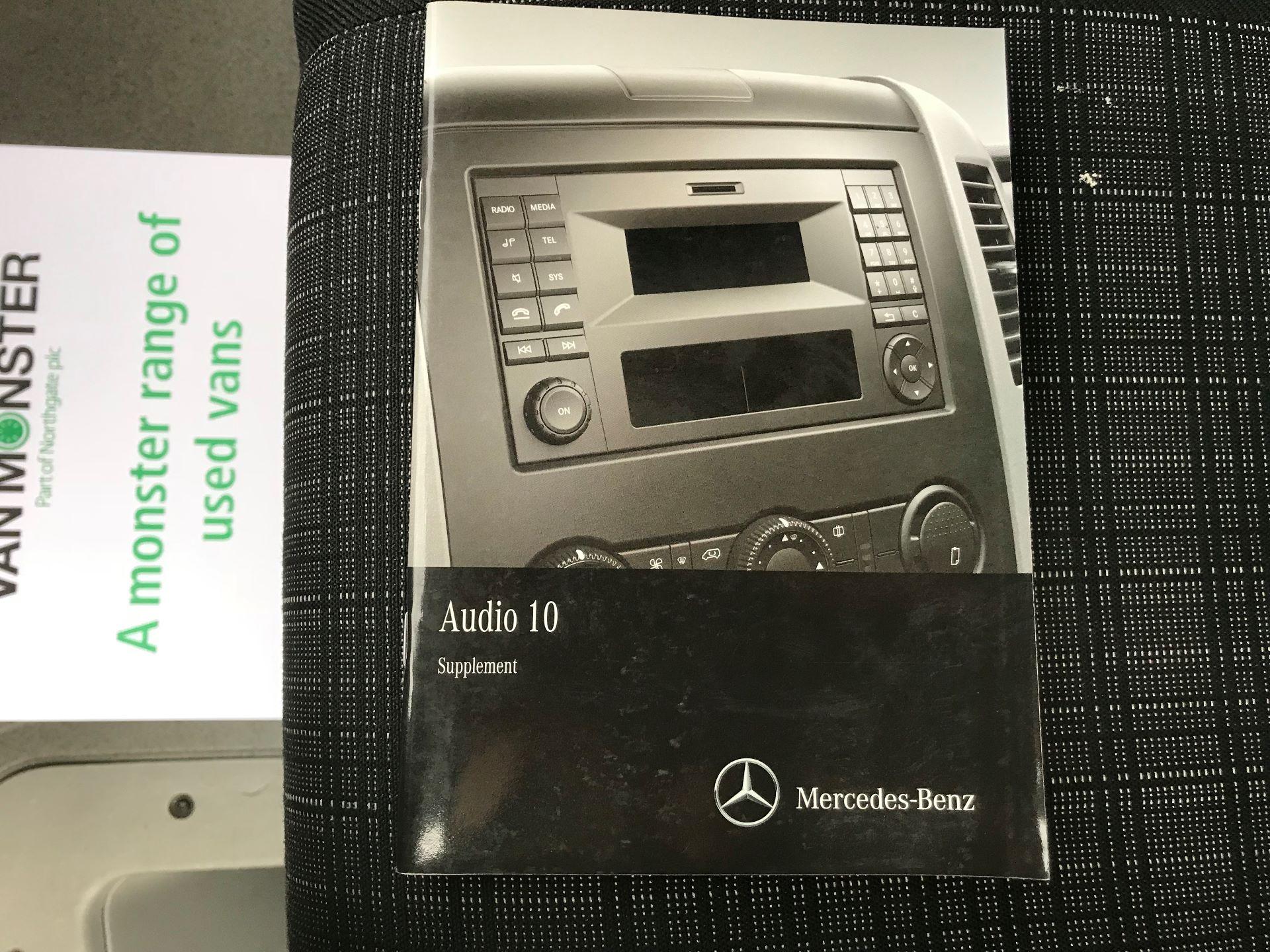 2017 Mercedes-Benz Sprinter 314 LWB DROP SIDE EURO 6 (KU17HNF) Image 38