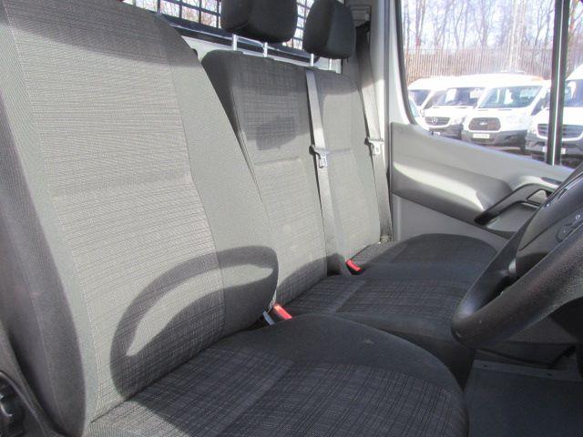 2017 Mercedes-Benz Sprinter 314 SINGLE CAB TIPPER EURO 6 (KU17HRE) Image 7