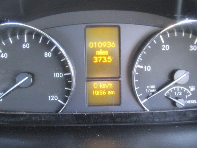 2017 Mercedes-Benz Sprinter 314 SINGLE CAB TIPPER EURO 6 (KU17HRE) Image 3