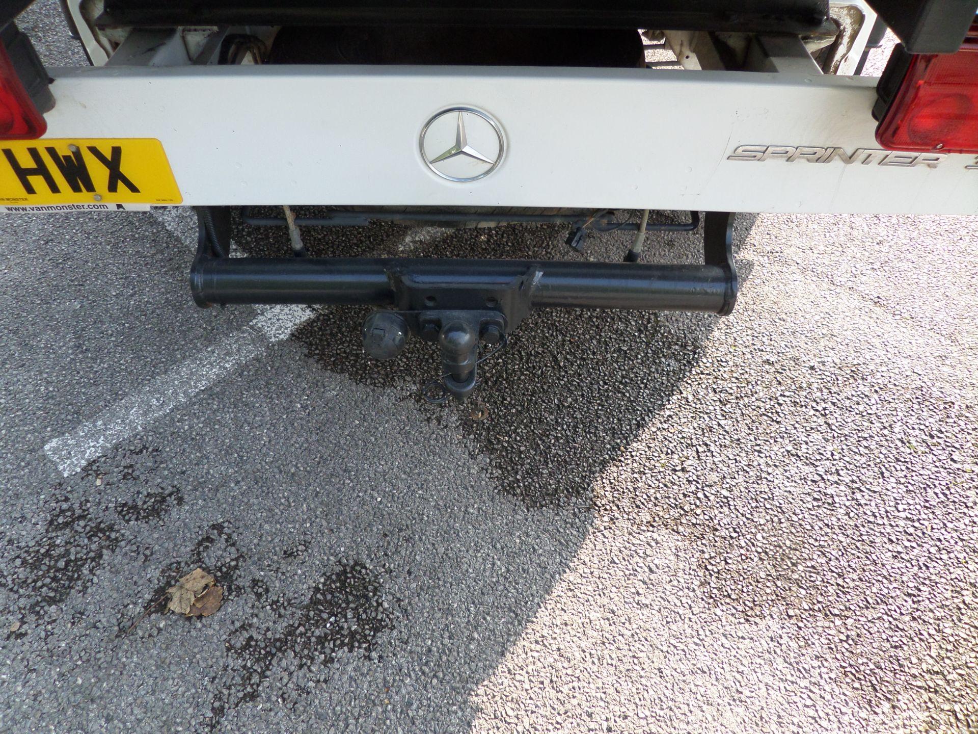 2017 Mercedes-Benz Sprinter 314 CDI Double Cab Tipper Euro 6 (KU17HWX) Image 5