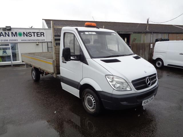 2013 Mercedes-Benz Sprinter 3.5T DROPSIDE (KU63DVN)