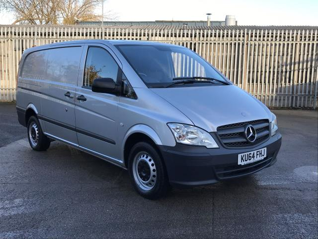 2014 Mercedes-Benz Vito 113CDI LWB 130PS EURO 5*VALUE RANGE VEHICLE - CONDITION REFLECTED IN PRICE* (KU64FHJ)