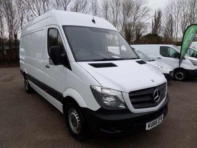 2017 Mercedes-Benz Sprinter 314 MWB High Roof 3.5T EURO 6 (KU66ZFW)