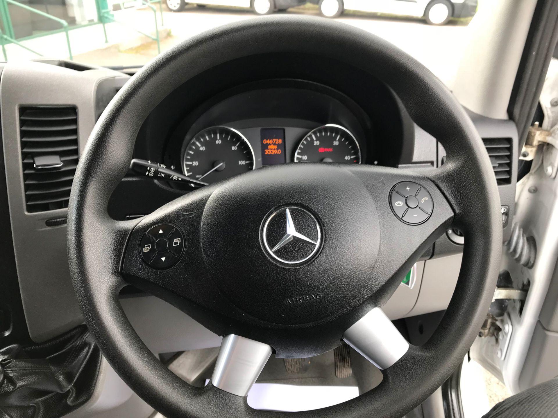 2017 Mercedes-Benz Sprinter 314 MWB H/R VAN EURO 6 (KU66ZFZ) Image 12