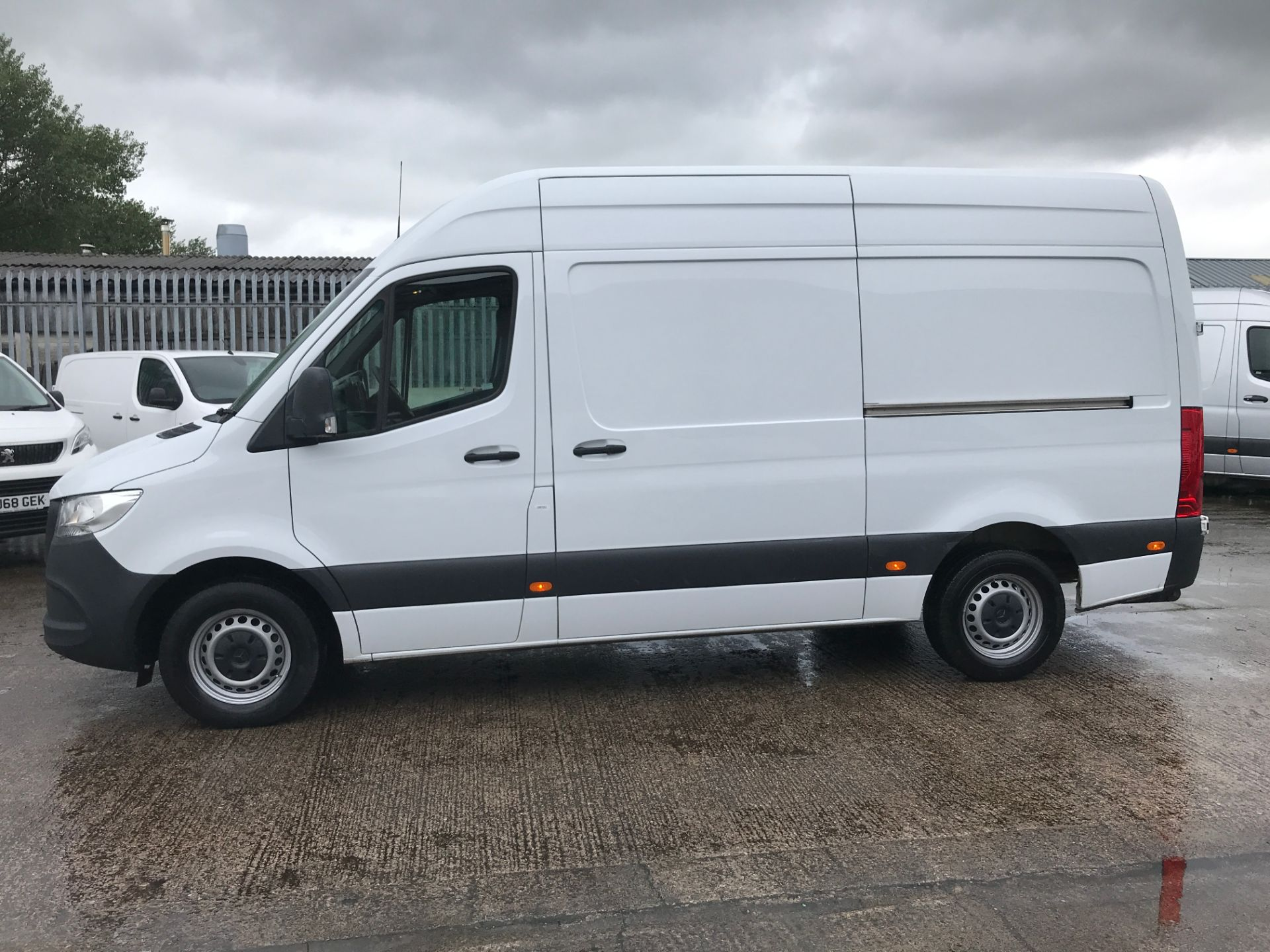 2018 Mercedes-Benz Sprinter 314CDI L2 H2 140PS EURO 6 (KU68DYT) Thumbnail 5