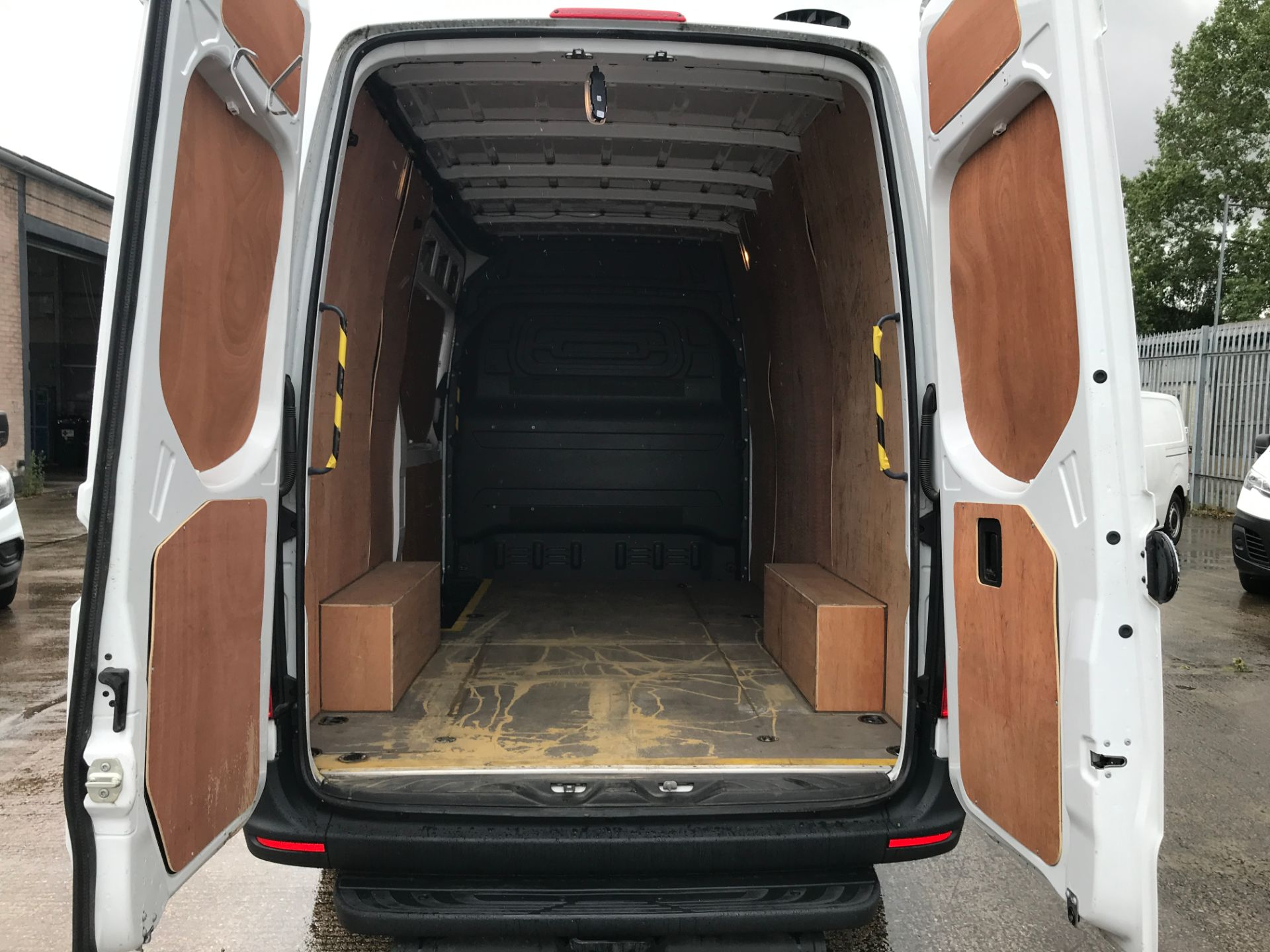 2018 Mercedes-Benz Sprinter 314CDI L2 H2 140PS EURO 6 (KU68DYT) Thumbnail 10