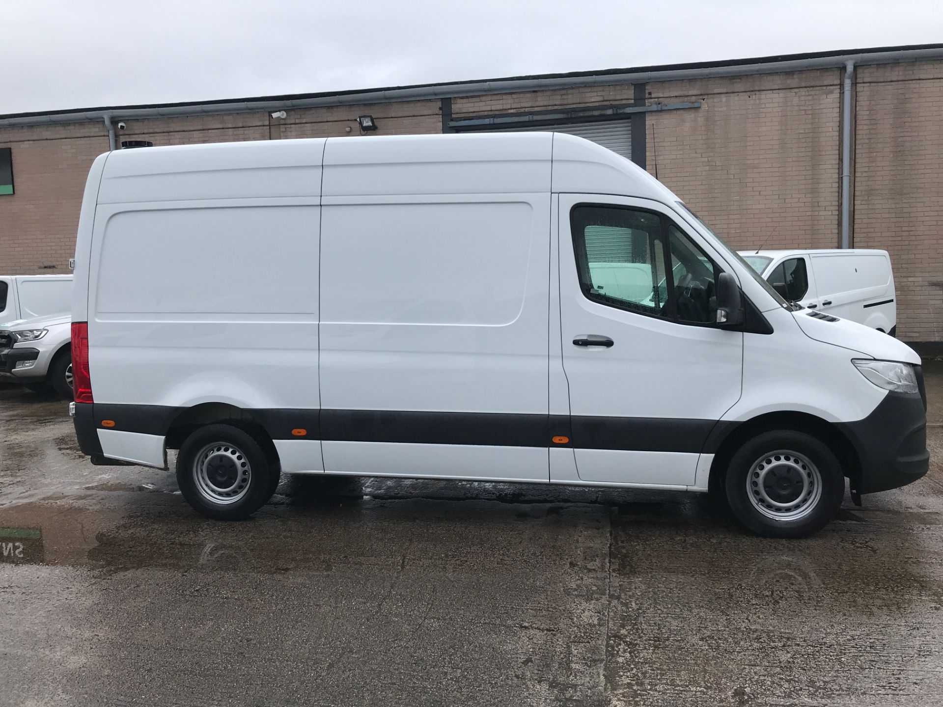 2018 Mercedes-Benz Sprinter 314CDI L2 H2 140PS EURO 6 (KU68DYT) Thumbnail 14