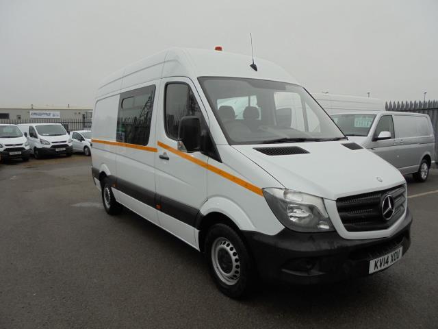 2014 Mercedes-Benz Sprinter 3.5T Welfare Van  (KV14XOU)
