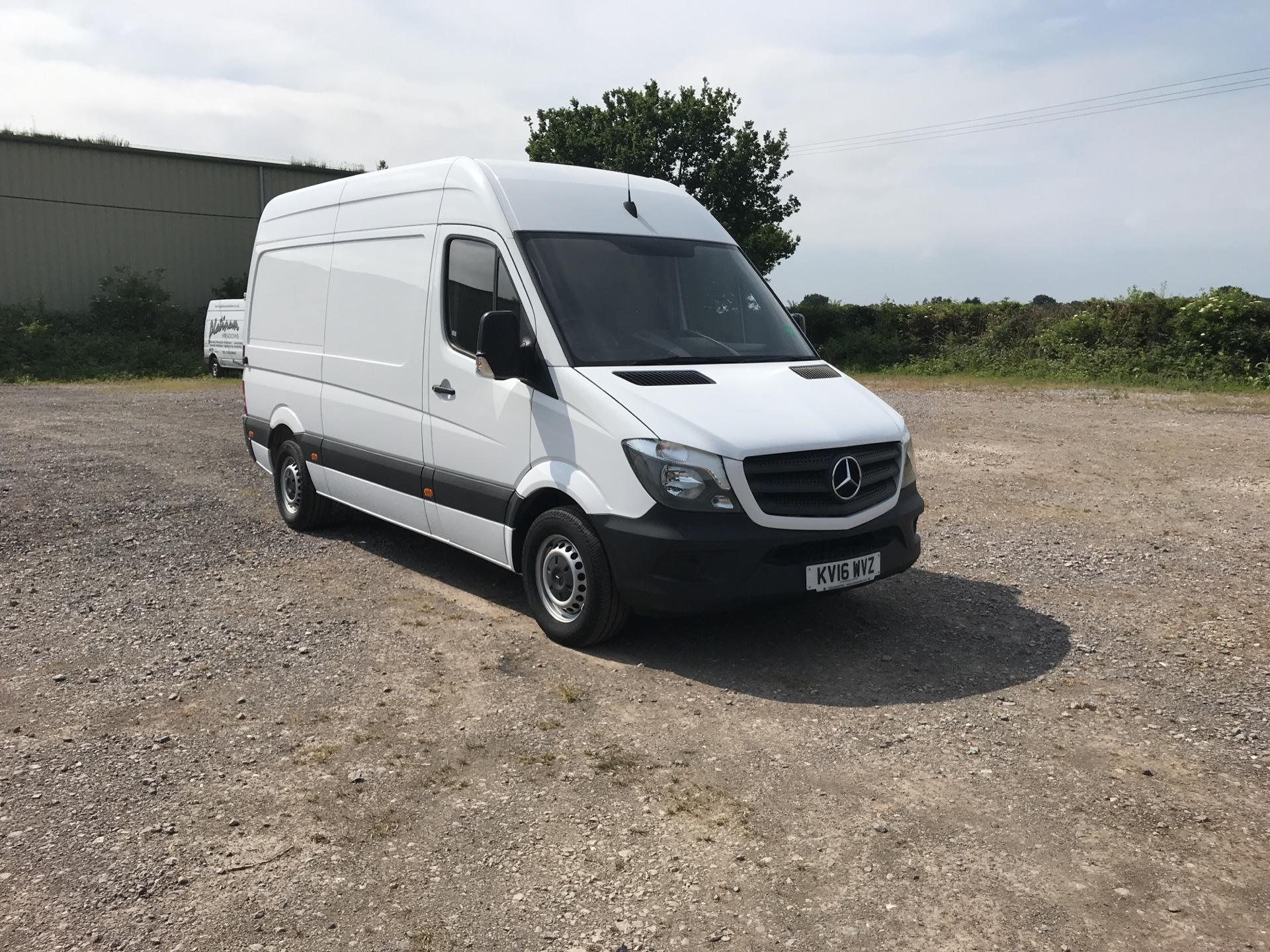 2016 Mercedes-Benz Sprinter 313 Cdi (KV16WVZ)