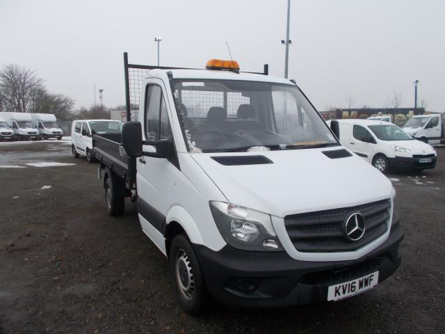 2016 Mercedes-Benz Sprinter 3.5T Chassis Cab (KV16WWF)