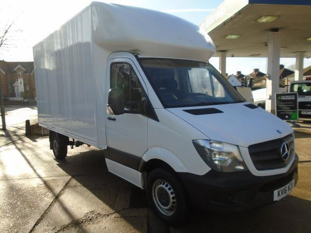 2016 Mercedes-Benz Sprinter  313 CDI EURO 5