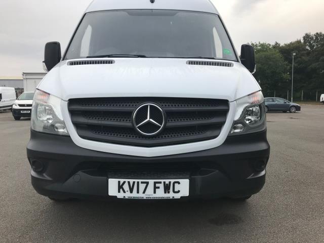 2017 Mercedes-Benz Sprinter 314 MWB H/R VAN EURO 6 (KV17FWC) Image 11