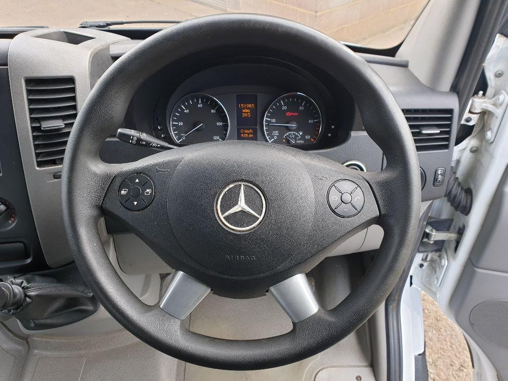 2017 Mercedes-Benz Sprinter 314 LWB H/R VAN EURO 6 (KV17FXZ) Image 17