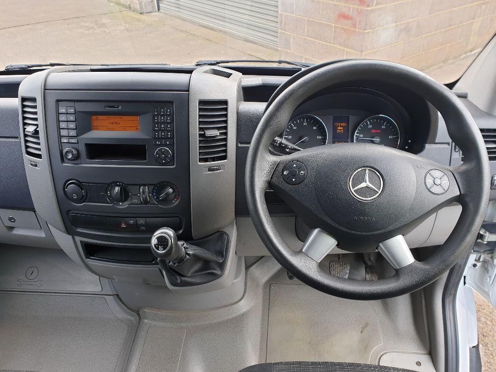 2017 Mercedes-Benz Sprinter 314 LWB H/R VAN EURO 6 (KV17FXZ) Image 16
