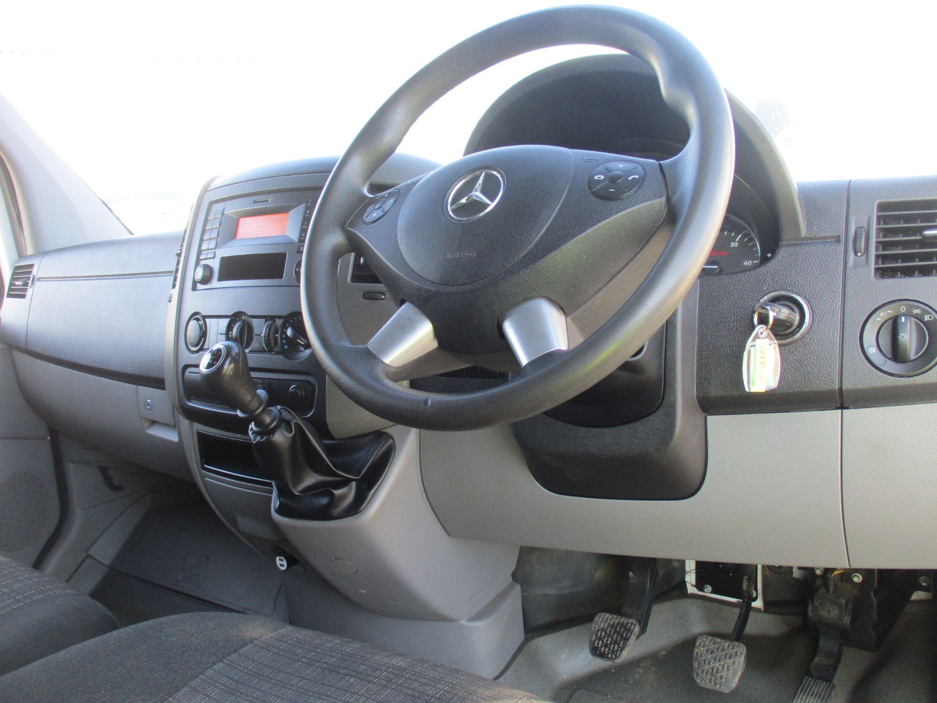 2017 Mercedes-Benz Sprinter 314 MWB H/R VAN EURO 6 (KV17FYP) Image 13