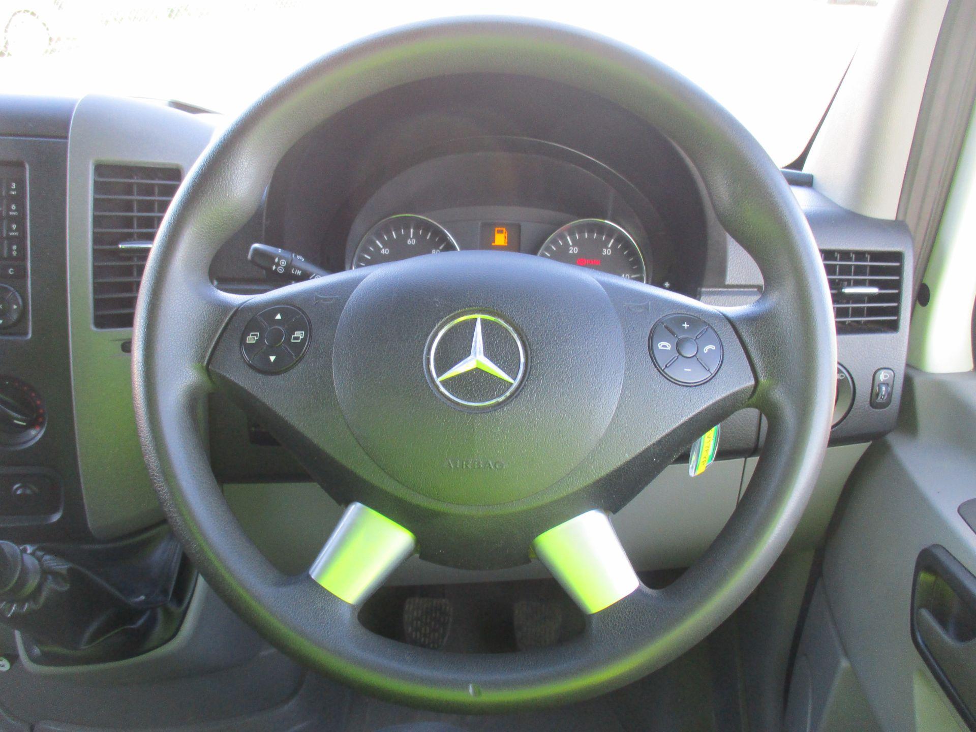 2017 Mercedes-Benz Sprinter 314 MWB H/R VAN EURO 6 (KV17FYP) Image 16