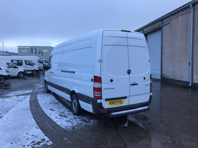 2017 Mercedes-Benz Sprinter  314CDI LWB HIGH ROOF 140PS EURO 6 (KV17FZL) Image 10