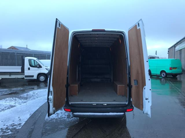 2017 Mercedes-Benz Sprinter  314CDI LWB HIGH ROOF 140PS EURO 6 (KV17FZL) Image 17