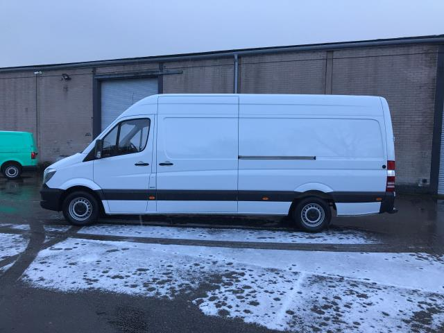 2017 Mercedes-Benz Sprinter  314CDI LWB HIGH ROOF 140PS EURO 6 (KV17FZL) Image 11