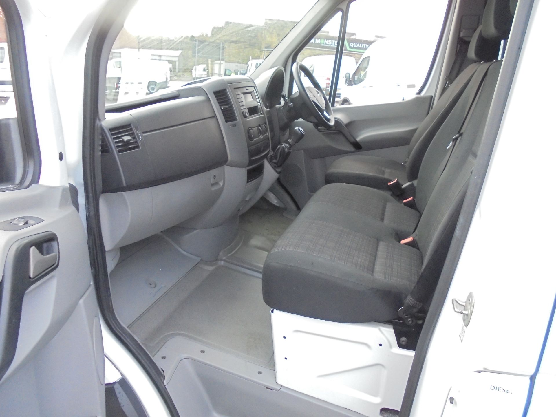 2017 Mercedes-Benz Sprinter 314 CDI 3.5T High Roof Van (KV17GCX) Image 24