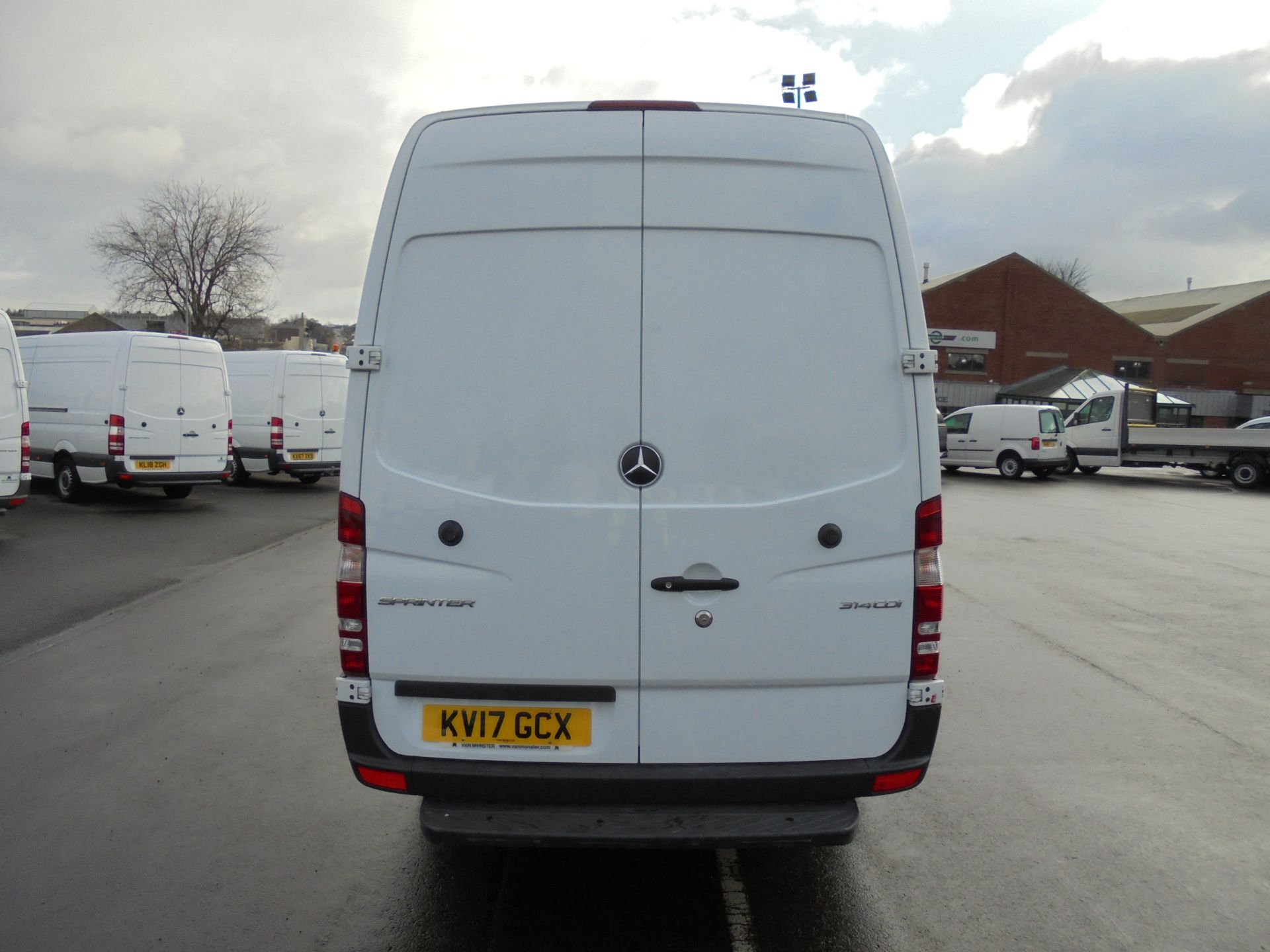 2017 Mercedes-Benz Sprinter 314 CDI 3.5T High Roof Van (KV17GCX) Image 6