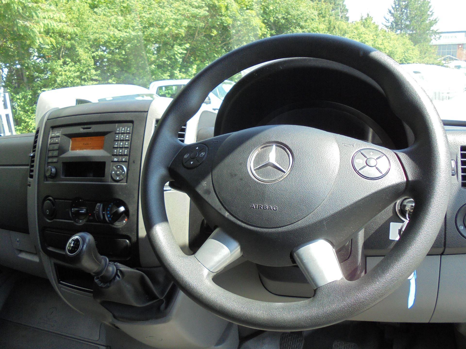 2018 Mercedes-Benz Sprinter  314 LWB H/R VAN EURO 6 (KV18WJM) Image 6