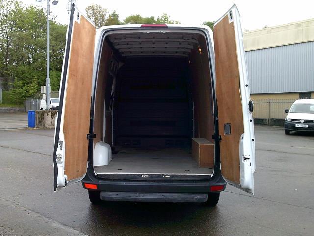 2018 Mercedes-Benz Sprinter 3.5T High Roof Van (KV18WLD) Image 18