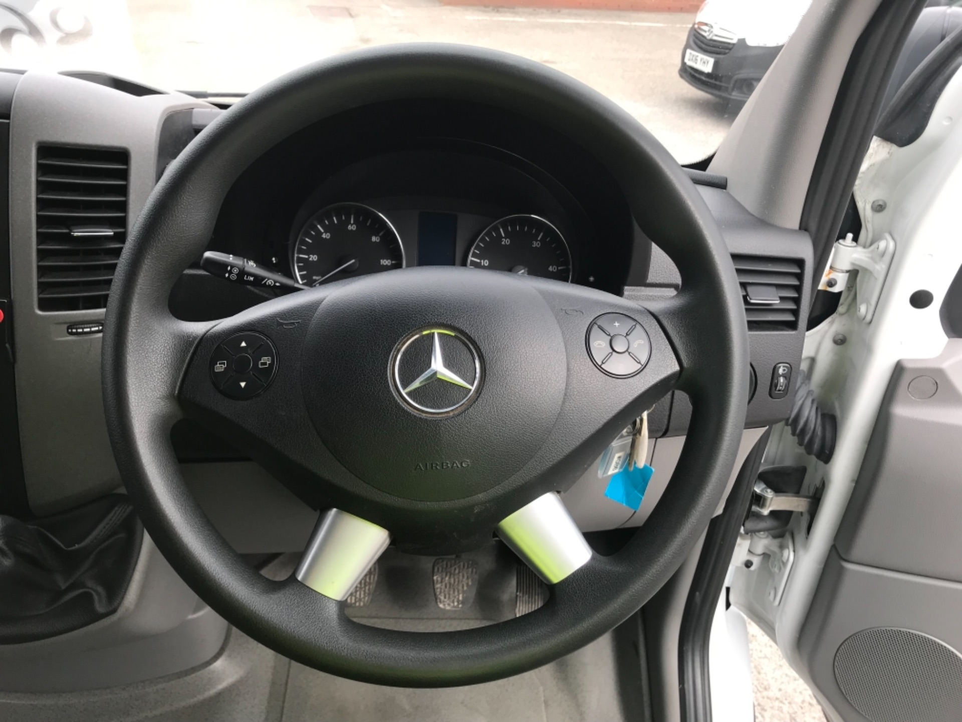 2018 Mercedes-Benz Sprinter  314 LWB H/R VAN EURO 6 (KV18WPK) Image 15