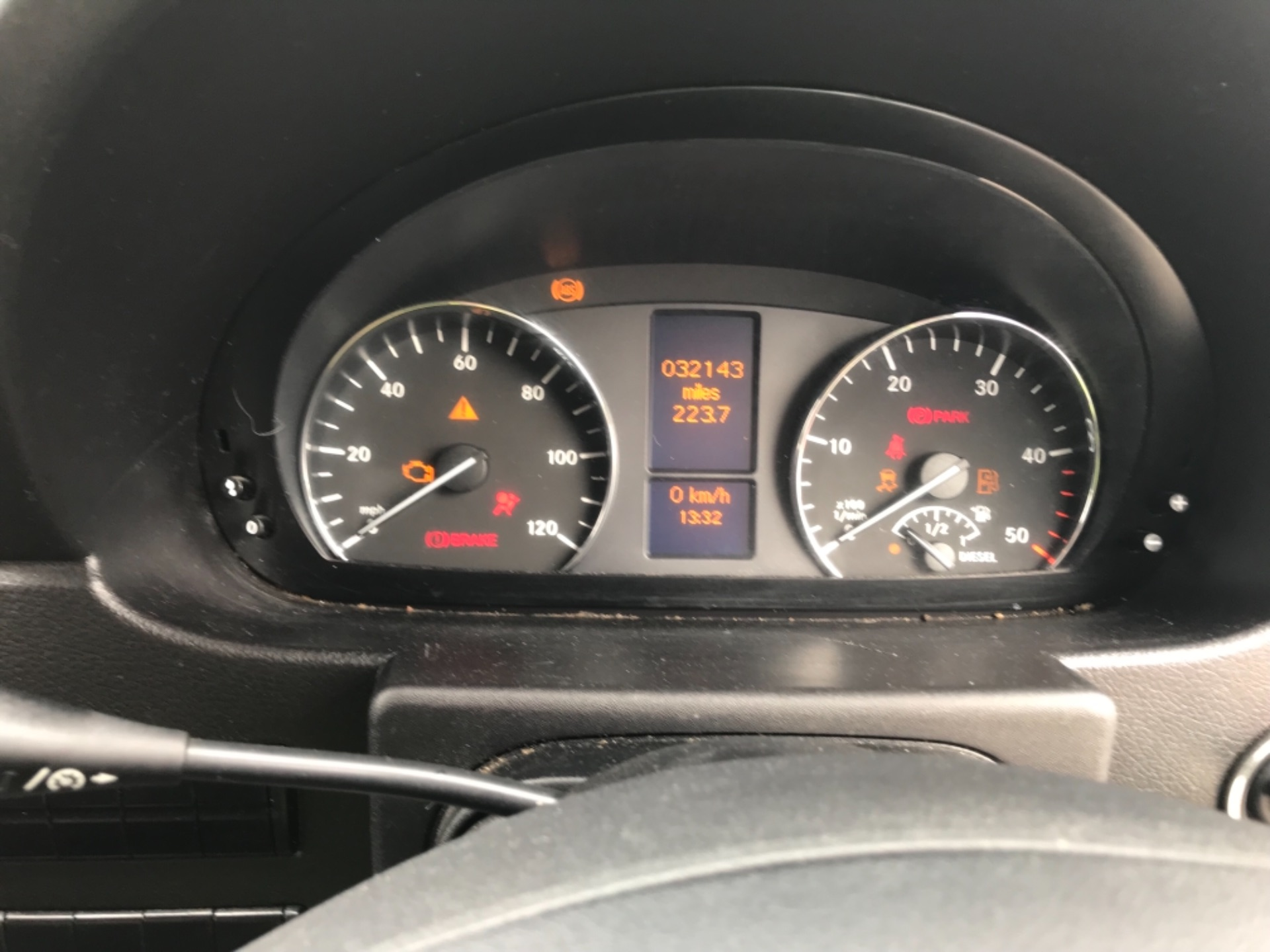 2018 Mercedes-Benz Sprinter  314 LWB H/R VAN EURO 6 (KV18WPK) Image 16
