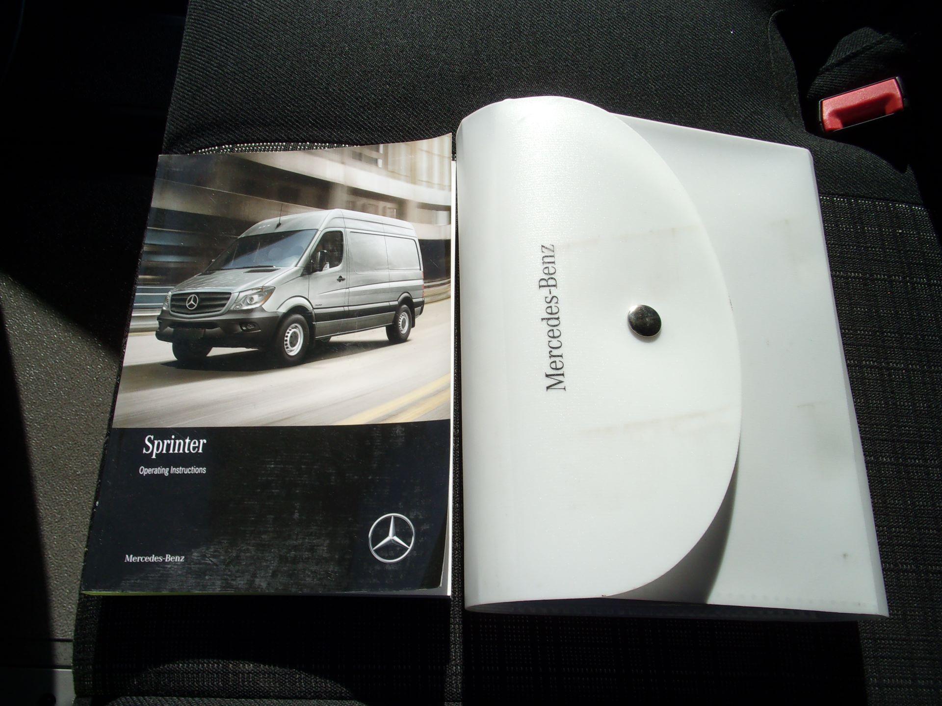 2018 Mercedes-Benz Sprinter 314 CDI LWB HIGH ROOF EURO 6 (KV18ZRZ) Image 22