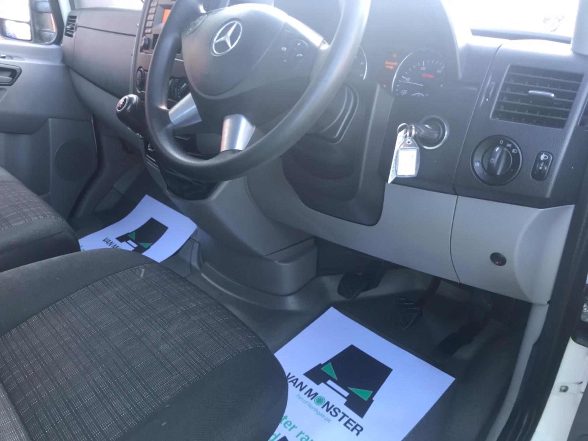 2018 Mercedes-Benz Sprinter 314 LONG CREW CAB TIPPER EURO 6 (KV18ZVF) Image 13