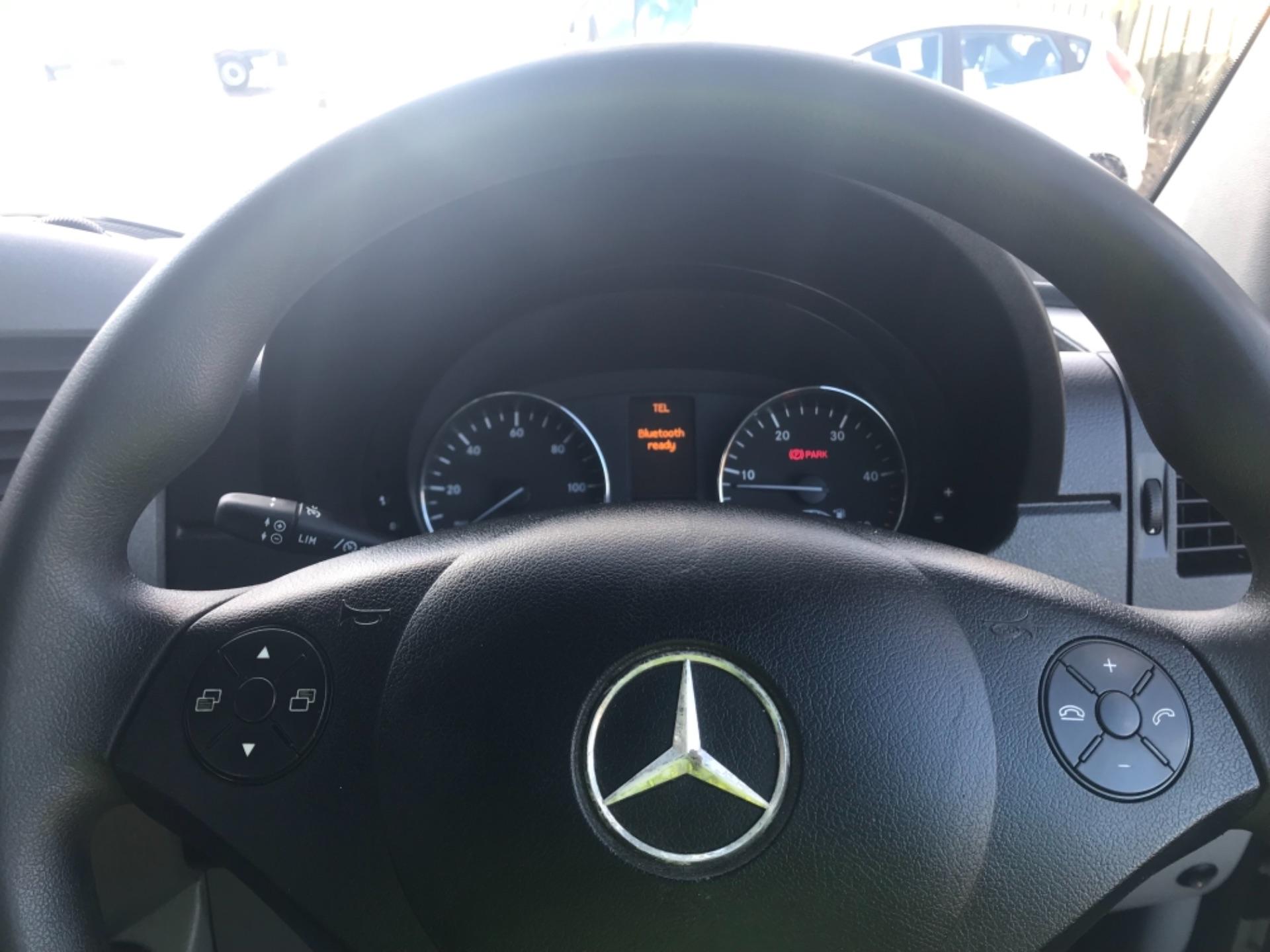2018 Mercedes-Benz Sprinter 314 LONG CREW CAB TIPPER EURO 6 (KV18ZVF) Image 18