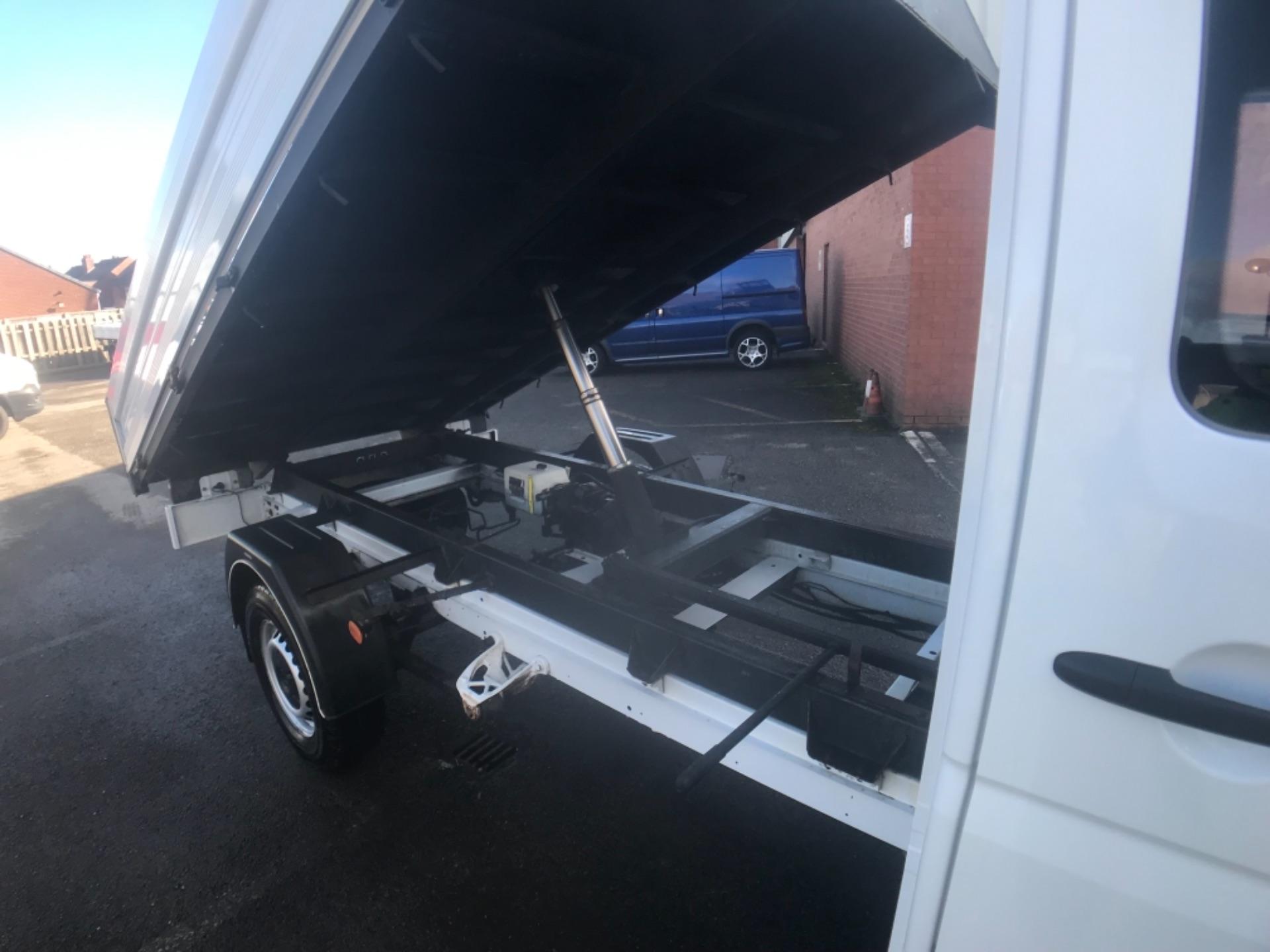 2018 Mercedes-Benz Sprinter 314 LONG CREW CAB TIPPER EURO 6 (KV18ZVF) Image 8