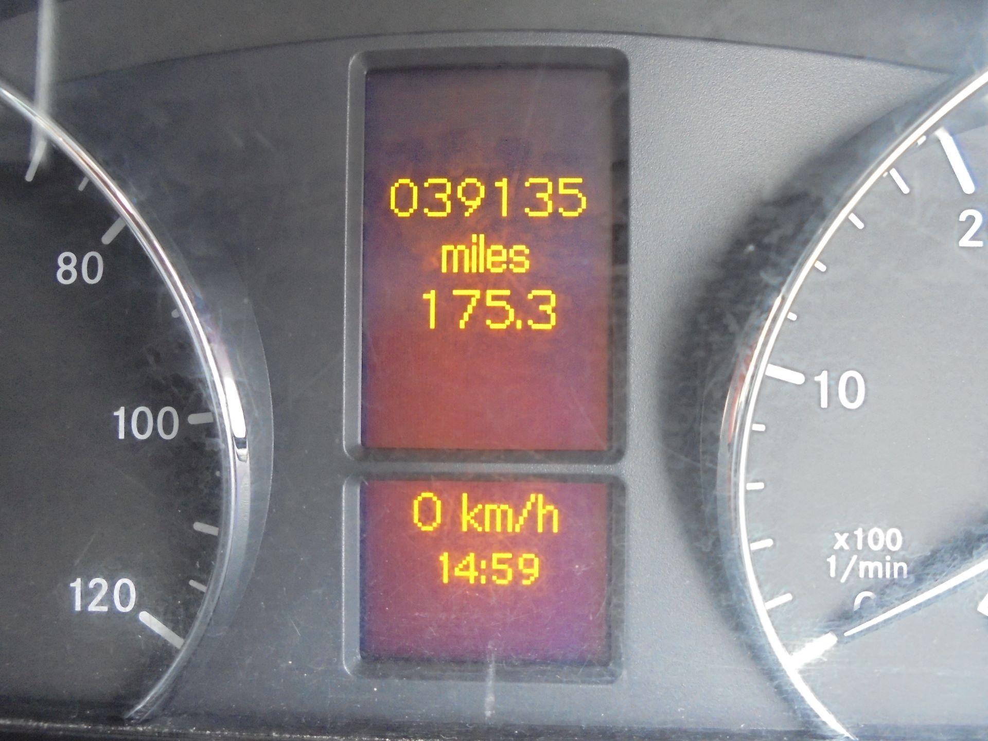 2018 Mercedes-Benz Sprinter  314 LWB H/R VAN EURO 6 (KV18ZYK) Image 12