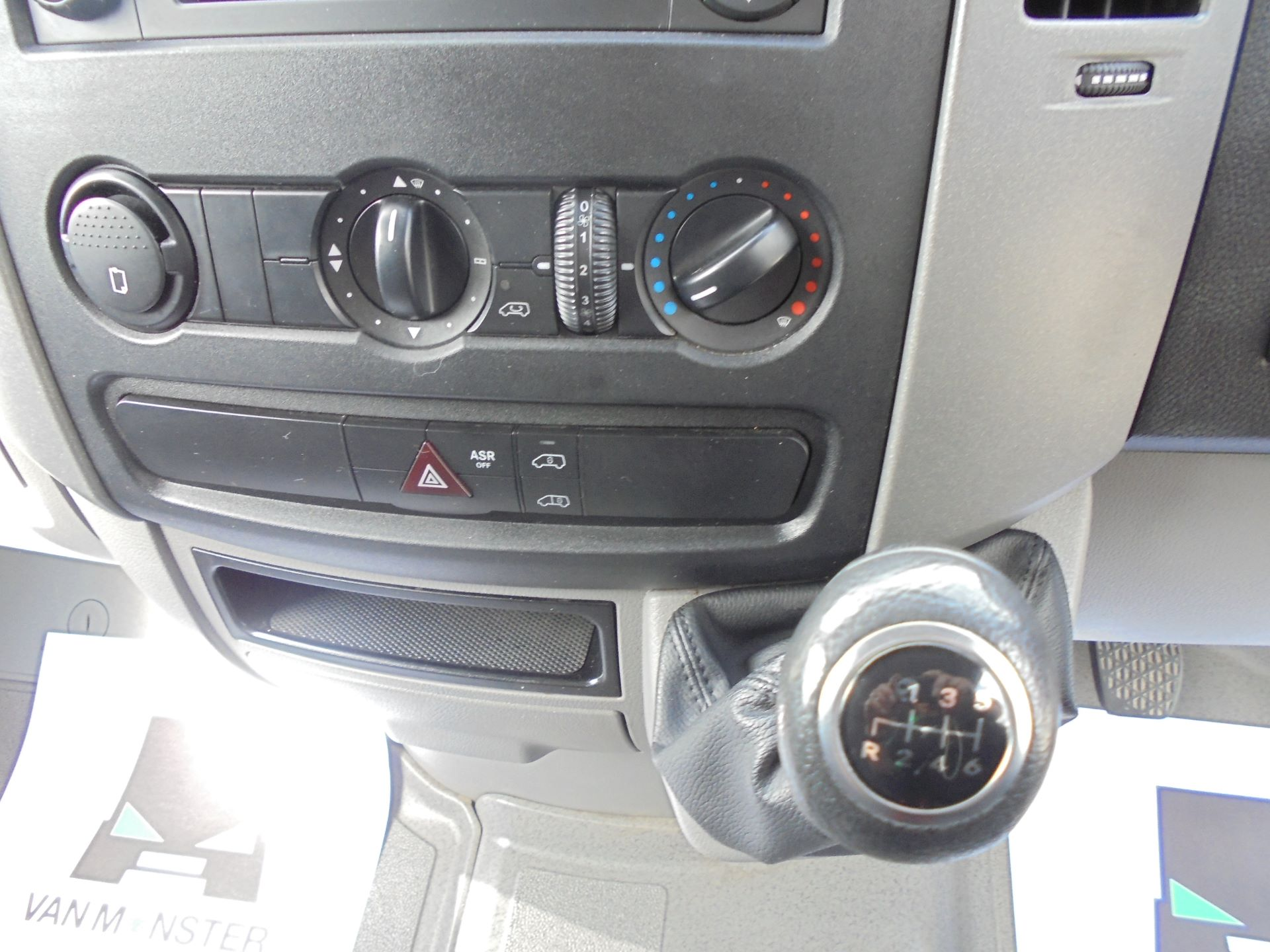 2018 Mercedes-Benz Sprinter  314 LWB H/R VAN EURO 6 (KV18ZYK) Image 11