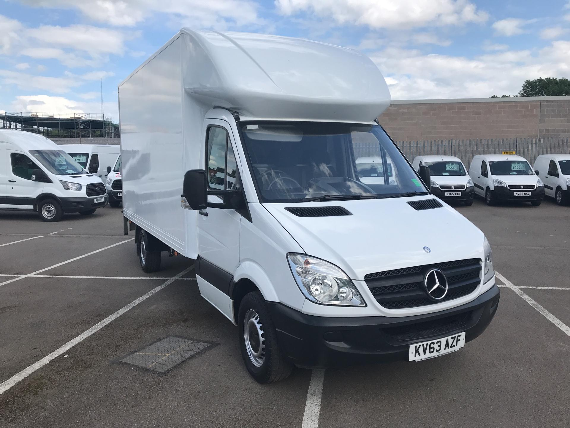 2013 Mercedes-Benz Sprinter 313 LWB LUTON 129PS WITH T/L (KV63AZF)