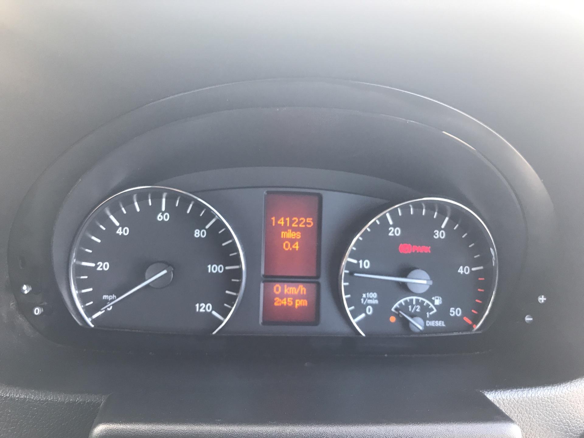 2014 Mercedes-Benz Sprinter  313 LWB DROP SIDE EURO 5 (KV64CZD) Image 13