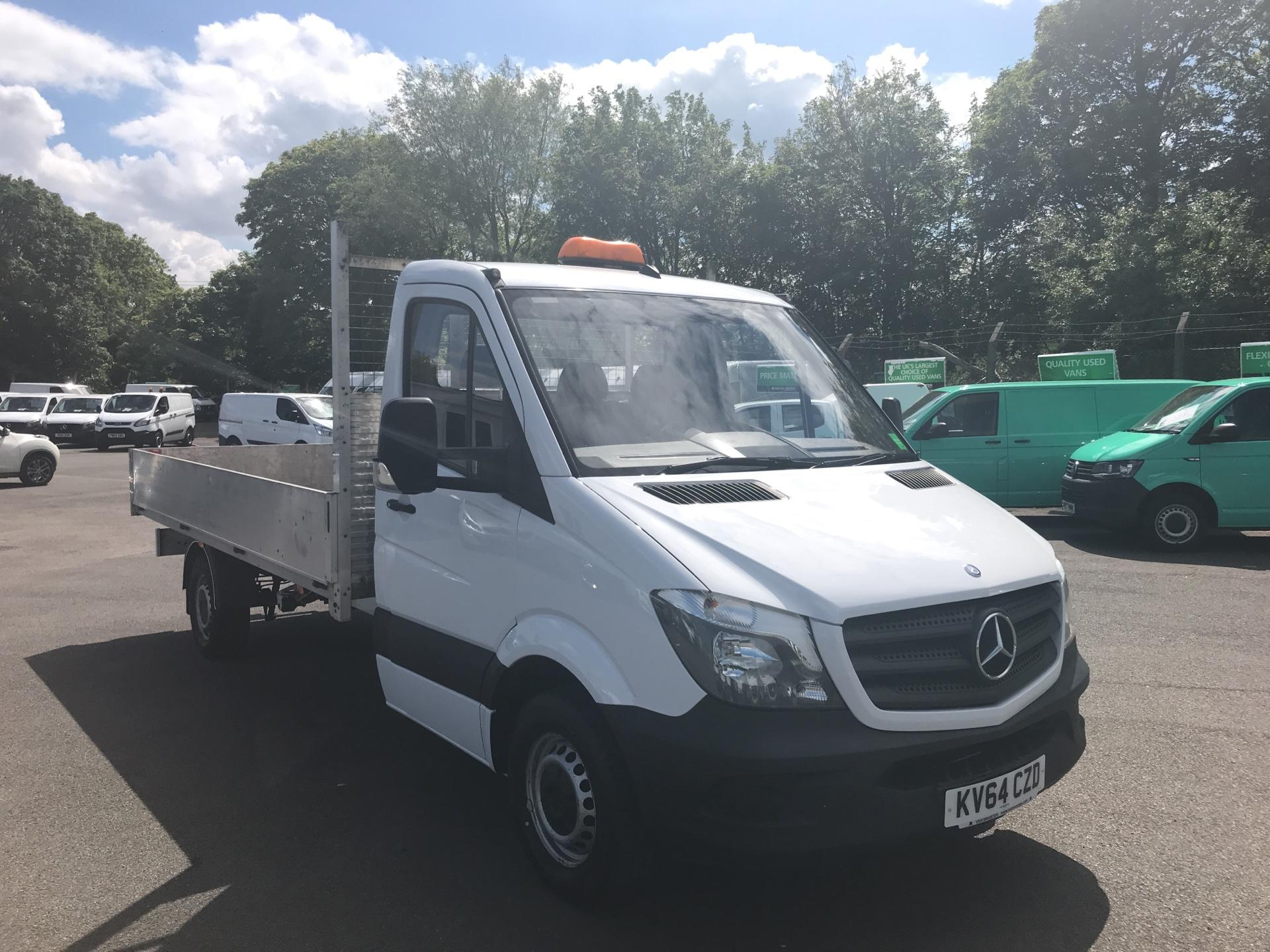 2014 Mercedes-Benz Sprinter  313 LWB DROP SIDE EURO 5 (KV64CZD)