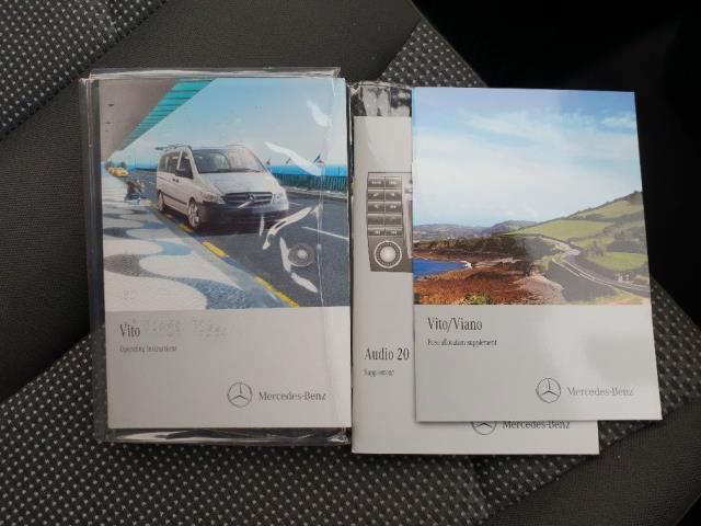 2014 Mercedes-Benz Vito LONG 113CDI VAN EURO 5 (KV64TEU) Image 24