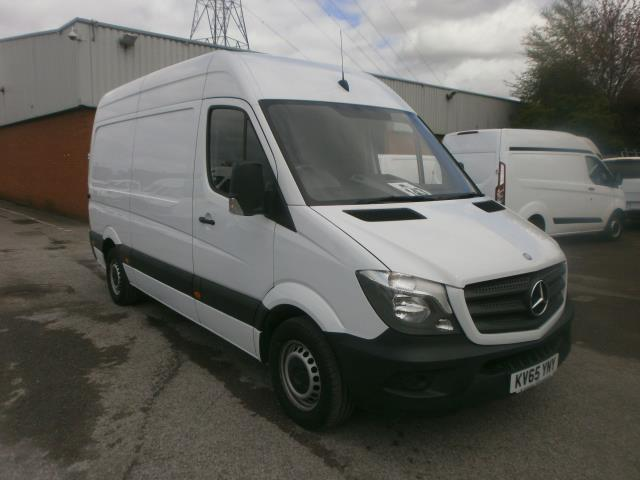 2015 Mercedes-Benz Sprinter 313 Cdi MWB High Roof Van Euro 4/5 (KV65YNY)
