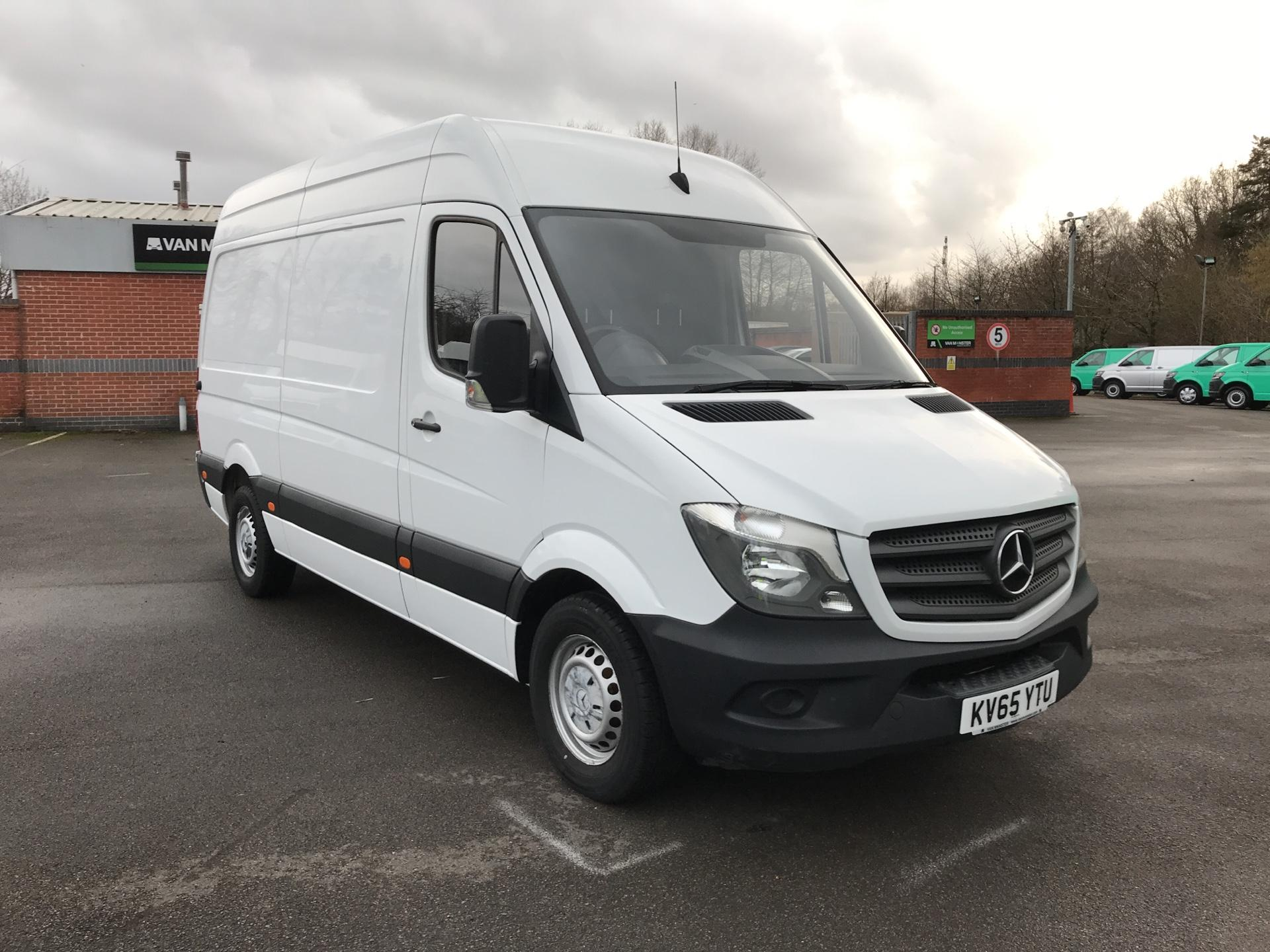 2015 Mercedes-Benz Sprinter  313 MWB 3.5T HIGH ROOF EURO 5 (KV65YTU)