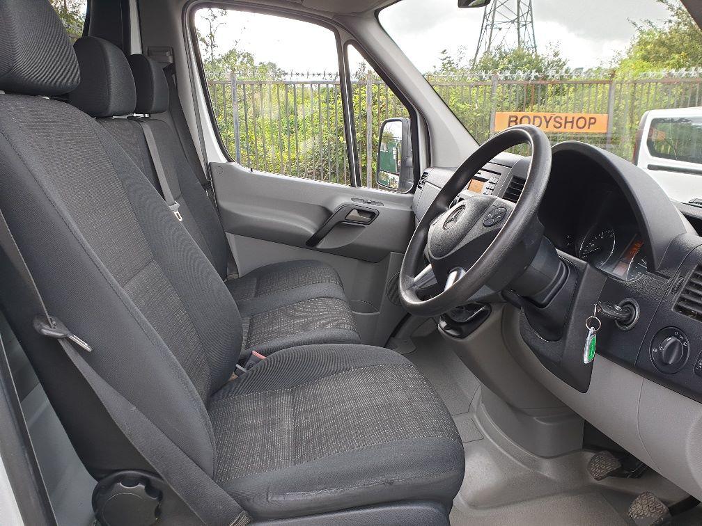 2014 Mercedes-Benz Sprinter 313 LWB LONG LUTON EURO 5 (KW14VDZ) Image 12