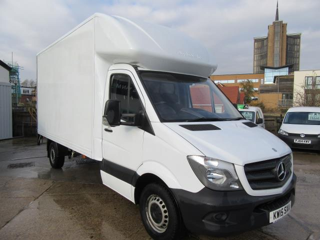 2015 Mercedes-Benz Sprinter 313 LWB LONG LUTON EURO 5 (KW15SXA)